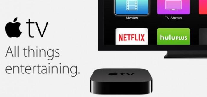Apple TV Service coming in June