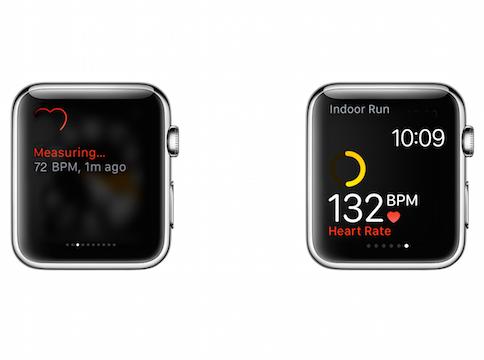 apple watch hear rate monitor idrop news