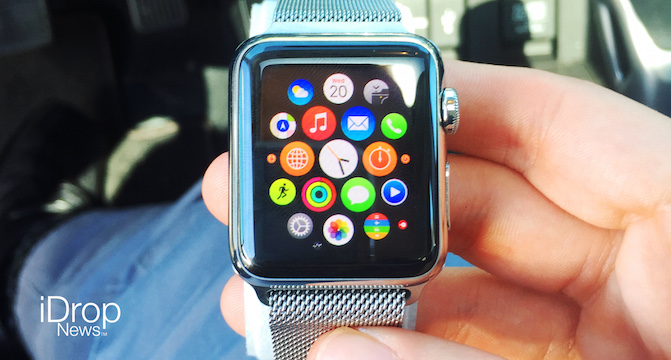 Eli Holding Apple Watch Low Res