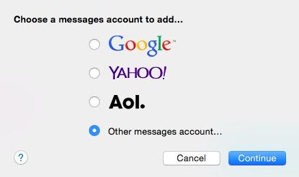 Mac Facebook Messages 1