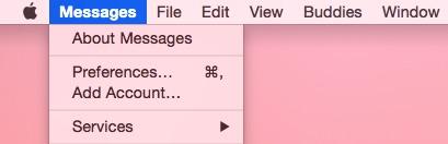 Mac Facebook Messages 3