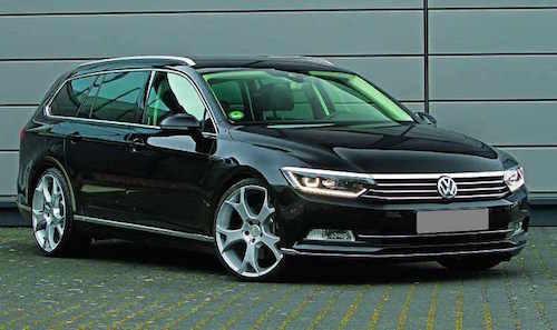 2016-VW-Passat-front-view
