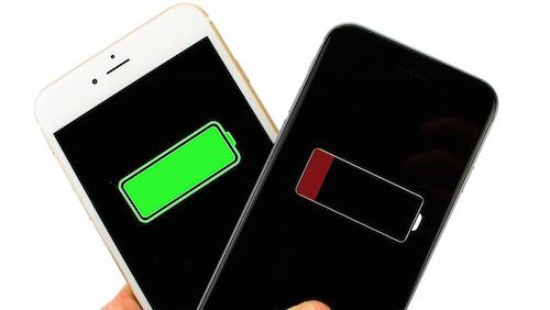iphone batter life