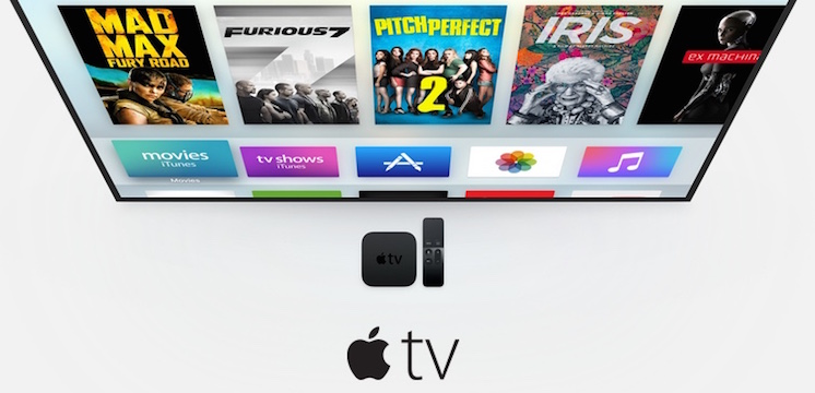 All-New Apple TV Is Here with Siri, Apps, Games, and More
