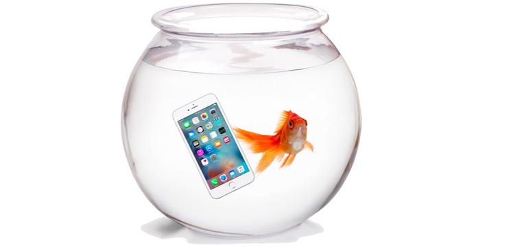 Apple Shows Secret Ingenuity with Nearly Waterproof iPhone 6s iDrop News