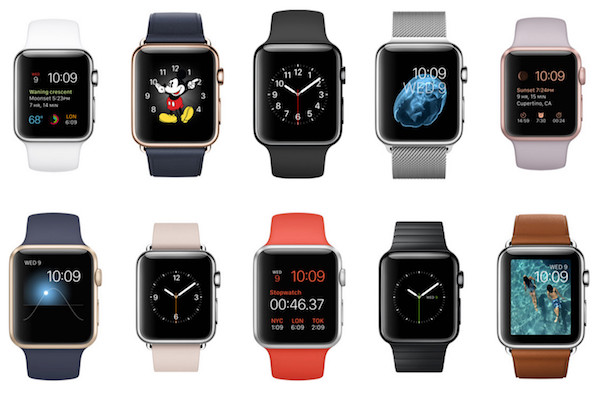 Apple Watch Band Colors