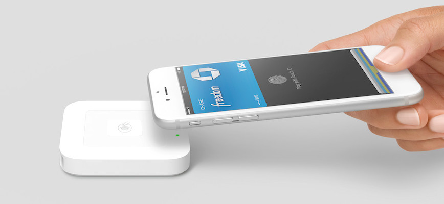 Square Rolls Out Apple Pay-Friendly Reader