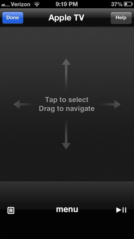 iPhone-Remote-Screen