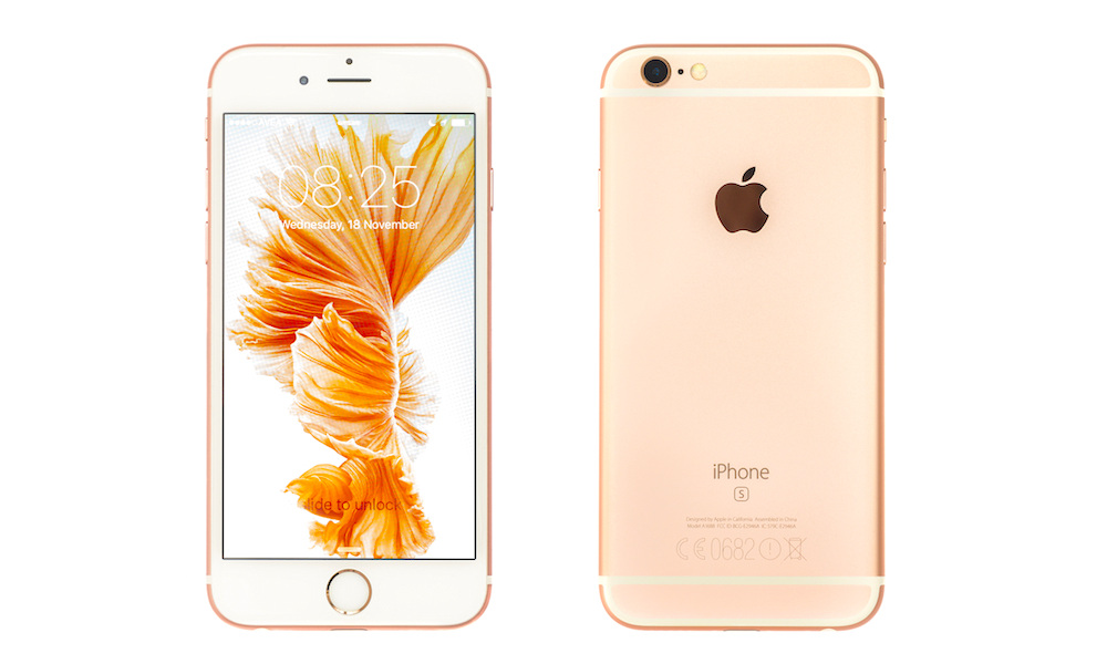 Report Claims 4-inch 'iPhone 5se' to Launch with New Hot Pink Color Option
