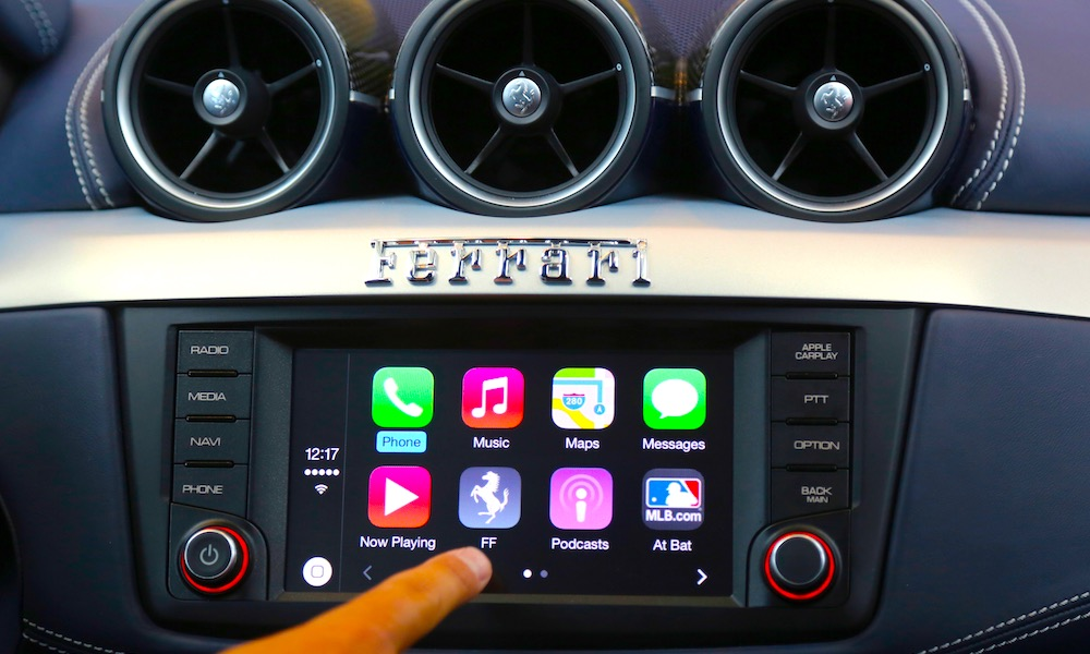 New 3D Touch Technology for Your Car Is in Development by Apple Supplier Synaptics