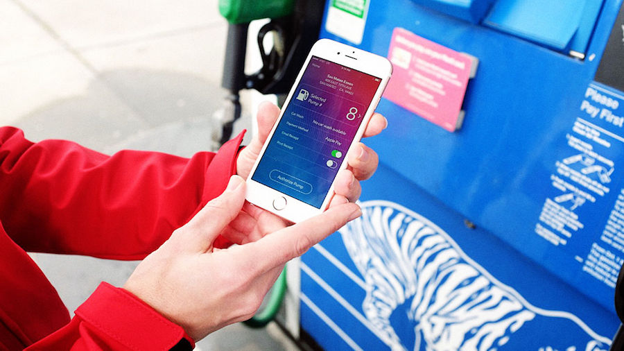 Super-Fast 'Pay-At-The-Pump' Apple Pay Service Launched at ...