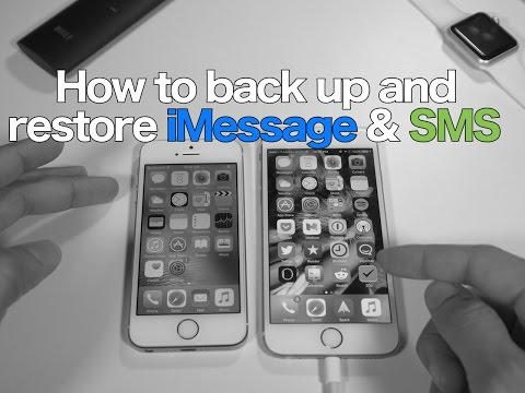 how to manually reset iphone how to manually backup and restore important iphone text 17194